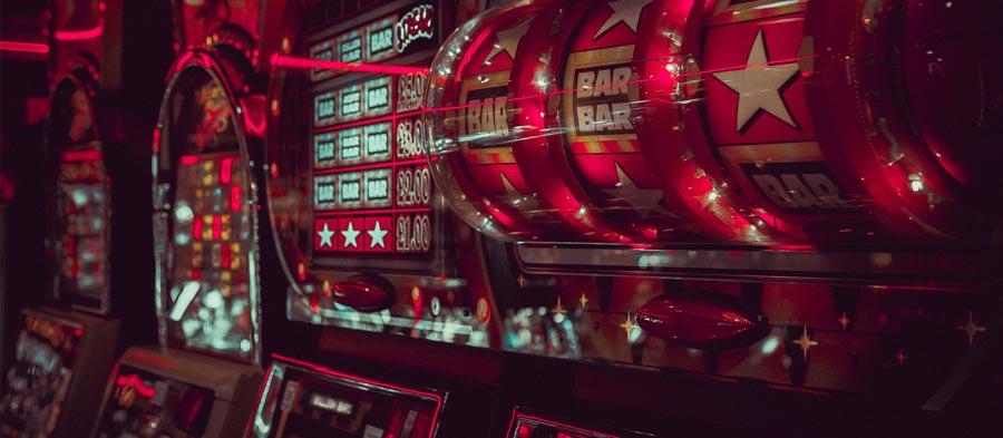 Land-Based Casino Slot Machines